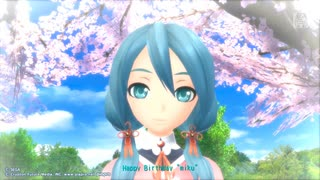 【Project DIVA F2nd】Particles【譜面】
