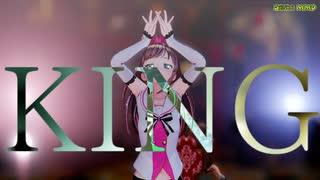 【MMD】キズナアイ(cover)で「KING」【バーチャルYouTuber】【1080p】