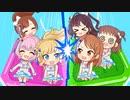 【デレステMV】 「Go Just Go!」 (2Dリッチ)【720p30】