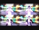 【MMD刀剣乱舞】ジャンキーナイトタウンオーケストラ【水・麿・鯰・骨】