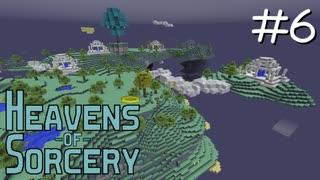 魔術で異世界を巡るスカイブロックPart6【Heavens of Sorcery】