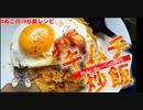 【貧ぼっち飯】美味しいキムチ炒飯の作り方