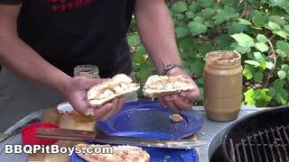 ピーナッツバター&ジェリーチキン