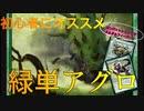 【MTGアリーナ】初心者にオススメの緑単アグロ