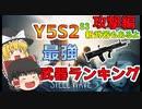 【R6S】虹六武器ランキング(攻撃側)