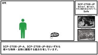 【ゆっくり紹介】SCP-2708-JP【狐七化け、狸八化け。されど敵わぬものがいて。】