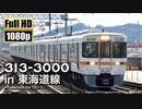 【JR東海】313系3000番台 in 東海道線 〜Collection Vol.12〜