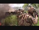 ポルトガル軍特殊部隊がテロリストのキャンプを強襲