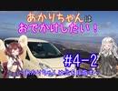 【軽車載】あかりちゃんはおでかけしたい! #4-2 あかりちゃんは北を目指す@青森