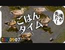 0907【カルガモ親子の餌奪い合いがかわいい】ハトが脚を滑らせる。スズメの大群。ヒガンバナの成長【今日撮り野鳥動画まとめ】身近な生き物語