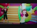 アイドルマスターシンデレラガールズ「ラジオ体操第一・第二のメンバー & 桃井あずき」 ゴキゲン Party Night (PASSION VERSION)  Go Just Go!