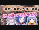 ボラちゃんに最初に覚えさせる日本語「ケツ洗って待ってろ!!!」を勧める勇気ちひろ先輩