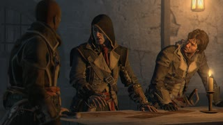 ASSASSIN'S CREED ROGUE 字幕プレイ Part3