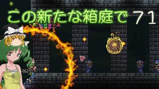 【ゆっくり実況プレイ】この新たな箱庭で part71【Terraria1.4】