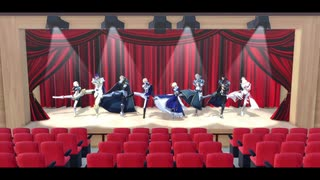【MMD】ビターチョコデコレーション【APヘタリア×fate】