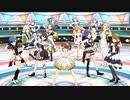 【ミリシタMV】アナザー2(☆5)2着目13人でGlow Map【2560×720】