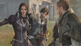 ASSASSIN'S CREED ROGUE 字幕プレイ Part6