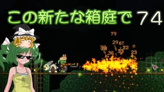 【ゆっくり実況プレイ】この新たな箱庭で part74【Terraria1.4】