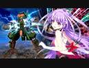 スーパーロボット大戦DD : グラフディン(ユニス機)戦闘シーン2