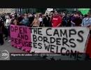 レスボス島難民施設焼失で代替テントに難民入居拒否...EUで受け入れる国は?