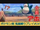 【ポケモン剣盾】あほの子ポケモンだけで頂点をとる!#14【縛りプレイ】