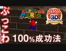 マリコレ3Dのバグ技「ぶっこわ」100%成功法を解説 | マリオ64 RTA技解説 - スーパーマリオ3Dコレクション