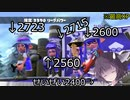 【リグマ】適当きりたんのスプラトゥーン2!!Vol18【ヤグラ】