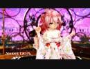 Ray MMD【SweetDevil】Tda式 重音テト kimono style