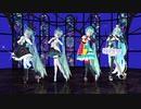 【MMD】歴代マジミラMikuでI meets you‼(エンコダー変更版)
