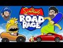 [Hobo Bros]The Simpsons: Road Rageを実況プレイ