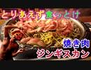 【焼き肉とジンギスカン】焼き肉やジンギスカンをひたすら食べまくった時の肉が焼ける様子をたくさんご覧あれ(俺の食レポ)[俺のシリーズ]