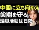 「日本の尖閣領有は正当」声上げる議員の活動は注目されることがない。海外から気合いを入れられる始末