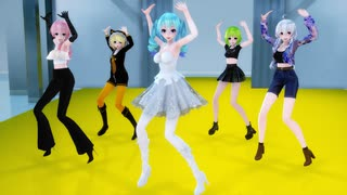 【MMD】Shawn Mendes - If I Can't Have You【Vocaloid】