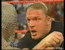 【ニコニコ動画】【WWE】名場面・名バンプ・必殺技集part96【プロレス】を解析してみた