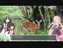 IAときりたんとずん子で乾徳山・徳和渓谷【VOICEROID&CeVIO旅】
