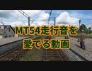 【Transport Fever 2 前面展望】MT54走行音を愛でる動画