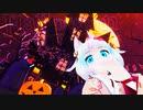 いちこんハロウィン/IchiKon Halloween #GLB #VCI 壱狐バーチャル背景シリーズPV #バーチャルキャスト と #THESEEDONLINE で利用できるバーチャル背景