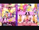 【アイカツ!】DCDとアニメのステージ比較:lucky train!