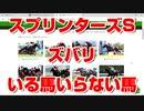 【競馬に人生】スプリンターズステークス 2020 ズバリ いる馬 いらない馬【 グランアレグリア ダノンスマッシュ モズスーパーフレア ダイアトニック ミスターメロディ レッドアンシェル】