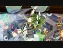 【城プロ音楽変更動画】【異界門と英傑の戦士  -絶壱- 難しい】元々のレア度が5以下の城娘たちで挑戦