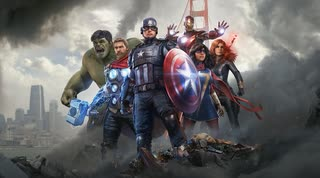 Marvel's Avengers 字幕プレイ Part1
