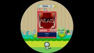 【譜面確認用】 ARAIS EXPERT 【maimaiでらっくす外部出力】