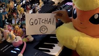 【GOTCHA!】「アカシア(Acacia)」を弾いてみた【ピアノ】