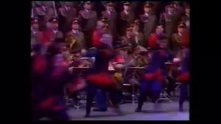 ロシア連邦赤軍合唱団 Ансамбль Александрова|Казачья кавалерийская 《Старый》