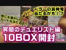 【遊戯王】ラーの翼神竜が当たる!?冥闇のデュエリスト編10BOX開封!【サジスティック】