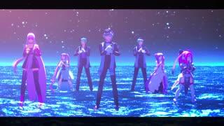 【ジャンル混合MMD】シューティングスター【Fateギリシャ鯖×twst】