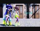 【MMD】Classic - MKTO【うなきり】