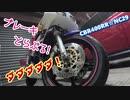 【バイク動画】おのれ!ブレーキジャダー!