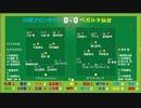 サッカー見ながら実況みたいな感じ J1第21節 川崎フロンターレvsベガルタ仙台