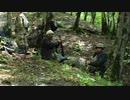 最前線で歌うアルメニア兵達